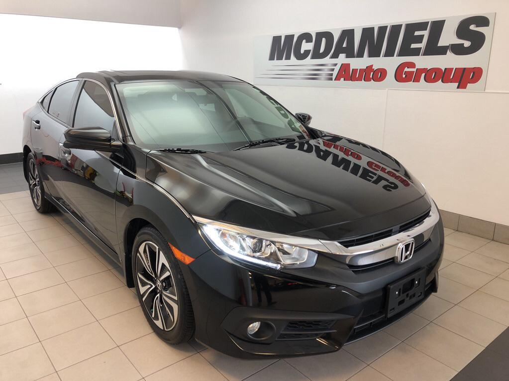 2017 Honda Civic EX-T Columbia SC