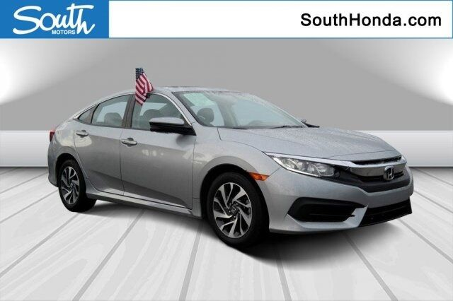 2017 Honda Civic EX-T Miami FL