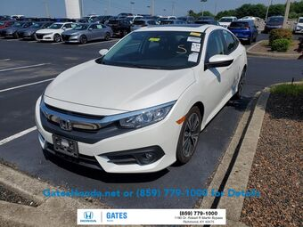 2017_Honda_Civic_EX-T_ Richmond KY