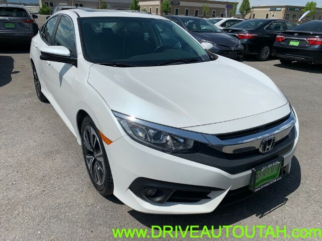 2017 Honda Civic EX-TL Sedan CVT Pleasant Grove UT