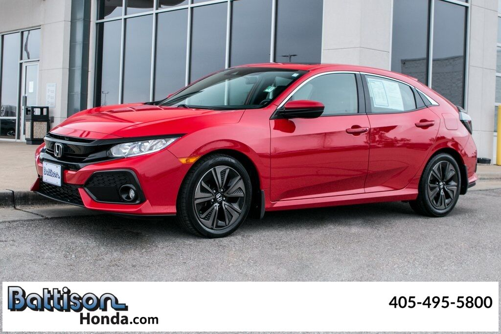 2017_Honda_Civic_EX w/Honda Sensing_ Oklahoma City OK