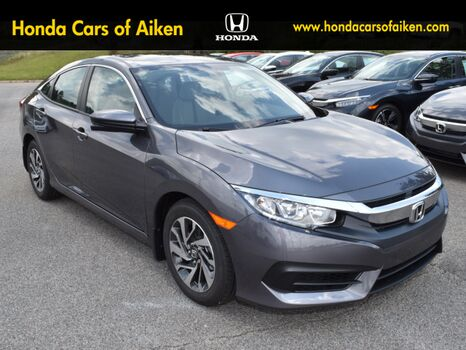 2017_Honda_Civic_EX_ Aiken SC
