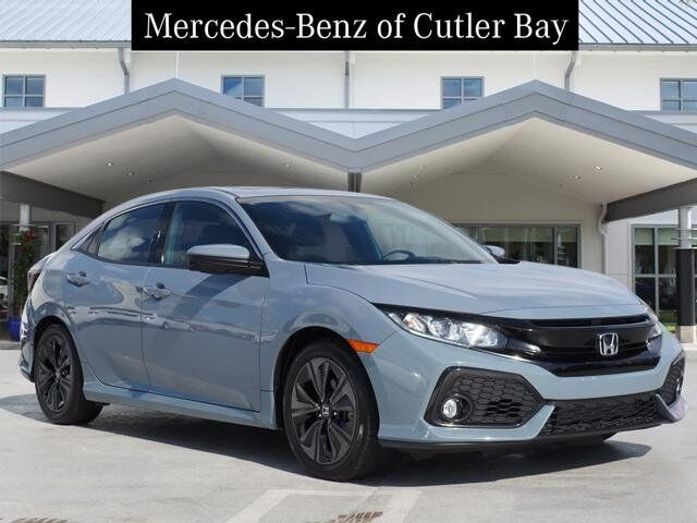 2017 Honda Civic Hatchback EX Cutler Bay FL