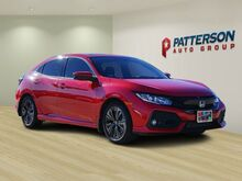 2017_Honda_Civic Hatchback_EX-L Navi_ Wichita Falls TX