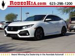 2017 Honda Civic Hatchback EX-L Navi