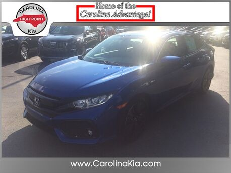 1 Used Honda Civic Hatchback High Point North Carolina