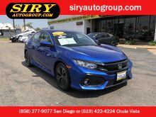 2017_Honda_Civic Hatchback_EX_ San Diego CA