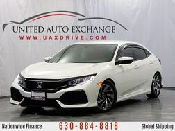2017_Honda_Civic Hatchback_LX_ Addison IL
