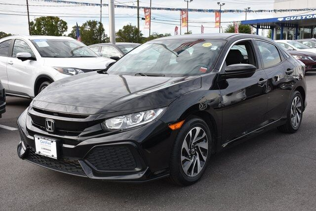 2017 Honda Civic Hatchback LX Bay Shore NY