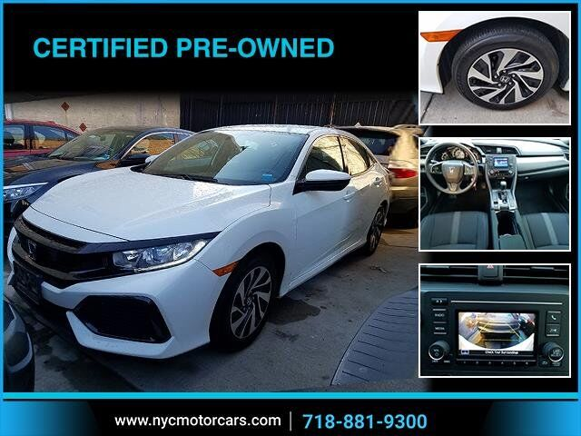 2017 Honda Civic Hatchback LX Bronx NY