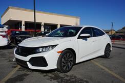 2017_Honda_Civic Hatchback_LX_ Dallas TX