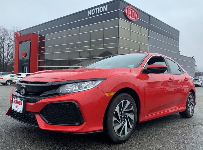 2017 Honda Civic Hatchback LX Hackettstown NJ