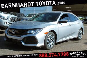 2017_Honda_Civic Hatchback_LX *LOOKS GREAT!*_ Phoenix AZ