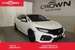 2017_Honda_Civic Hatchback_Manual Sport Touring/ ONE OWNER LEASE RETURN/PUSH START/ECON MODE/SUNROOF_ Winnipeg MB