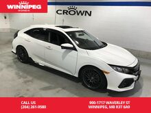 2017_Honda_Civic Hatchback_Sport/Apple carplay/Android auto/Heated seats_ Winnipeg MB