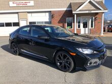 2017_Honda_Civic Hatchback_Sport_ East Windsor CT