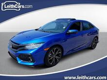 2017_Honda_Civic Hatchback_Sport Touring CVT_ Cary NC