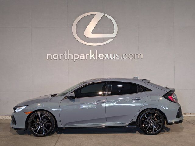 2017 Honda Civic Hatchback Sport Touring San Antonio TX
