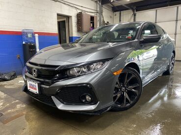 2017_Honda_Civic Hatchback_Sport_ Worcester MA