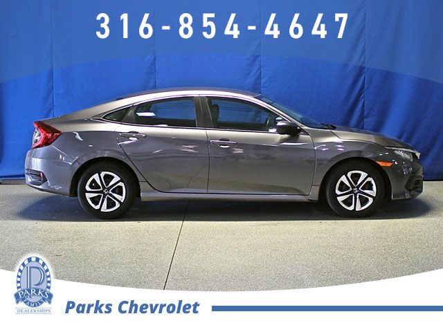 2017 Honda Civic LX Wichita KS