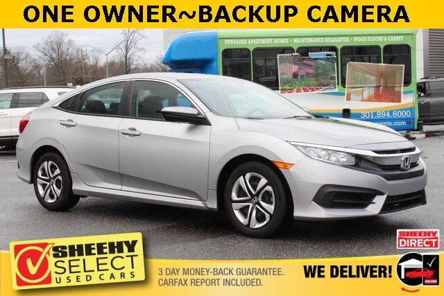 2017 Honda Civic LX Suitland MD