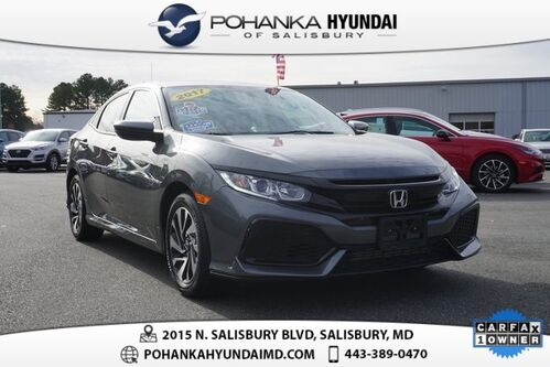 2017_Honda_Civic_LX **ONE OWNER**_ Salisbury MD