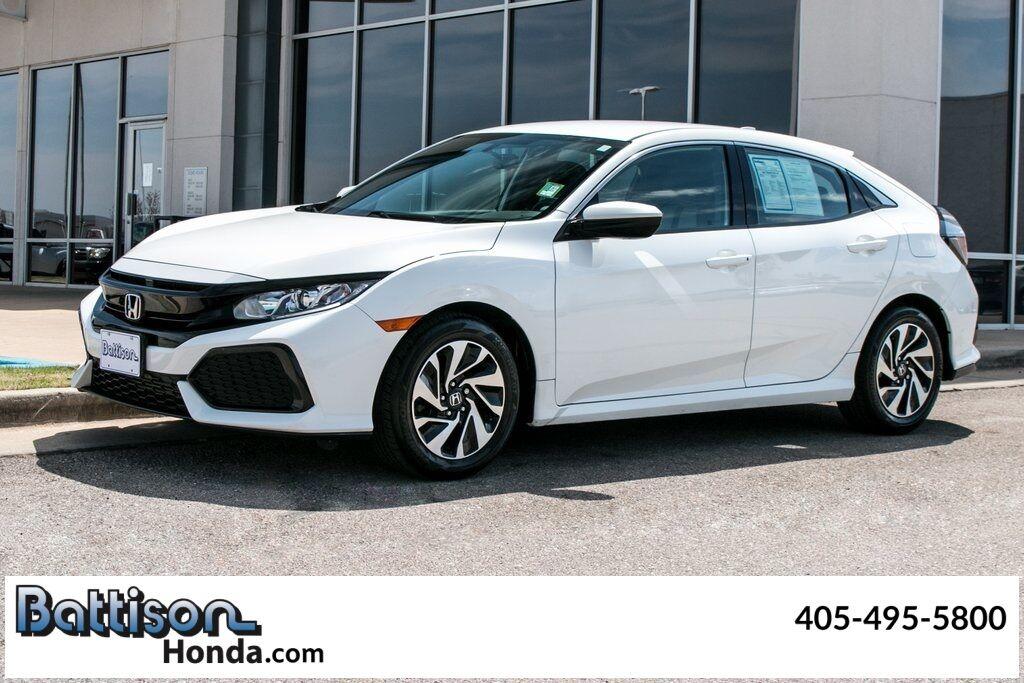 2017_Honda_Civic_LX_ Oklahoma City OK