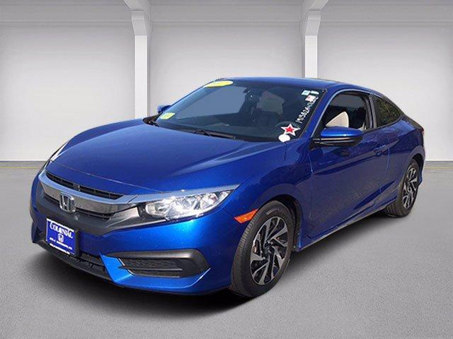 2017 Honda Civic LX-P CVT Dartmouth MA