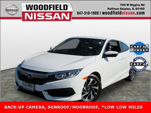 2017_Honda_Civic_LX-P_ Hoffman Estates IL
