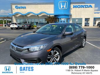 2017_Honda_Civic_LX_ Richmond KY