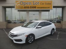 2017_Honda_Civic_LX Sedan CVT_ Las Vegas NV