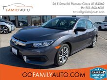 2017_Honda_Civic_LX Sedan CVT_ Pleasant Grove UT