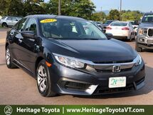 2017 Honda Civic LX South Burlington VT