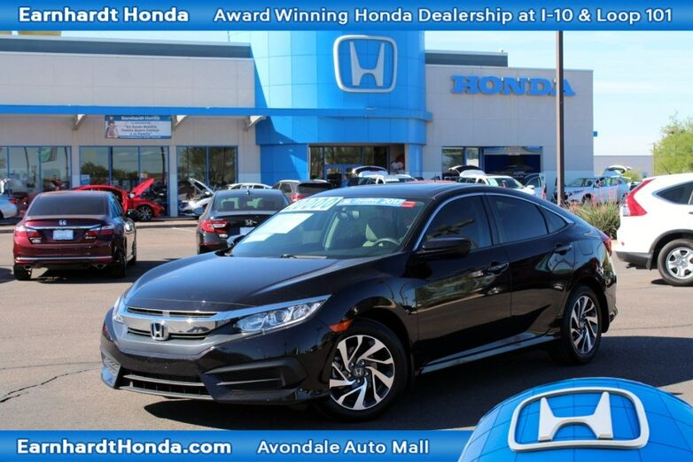 2017 Honda Civic Sedan EX Avondale AZ