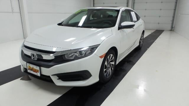 2017 Honda Civic Sedan EX CVT Topeka KS