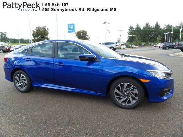 2017 Honda Civic Sedan EX FWD Jackson MS