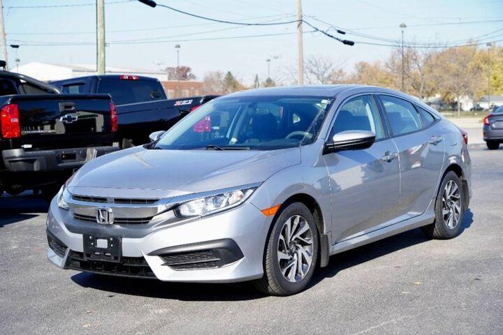 2017 Honda Civic Sedan EX Fort Wayne Auburn and Kendallville IN
