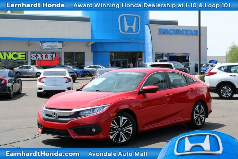 2017 Honda Civic Sedan EX-L Avondale AZ