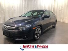 2017_Honda_Civic Sedan_EX-L CVT_ Clarksville TN