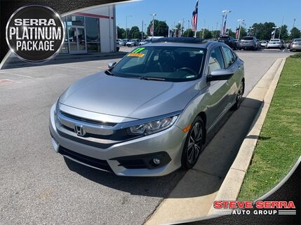 2017_Honda_Civic Sedan_EX-L_ Birmingham AL