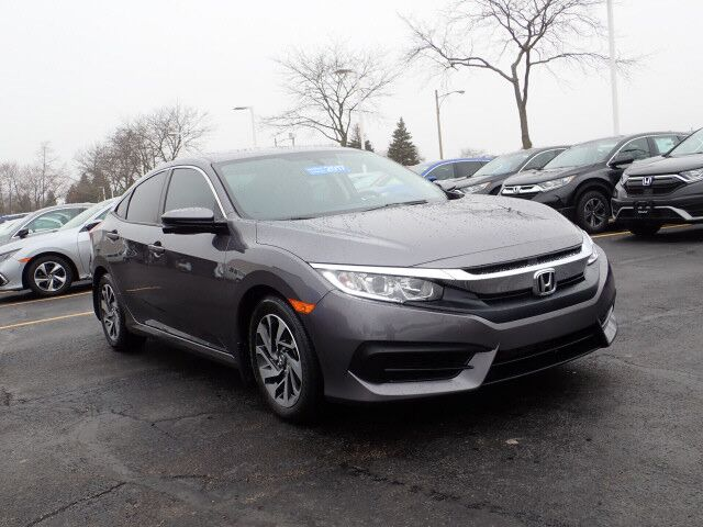 2017 Honda Civic Sedan EX Libertyville IL