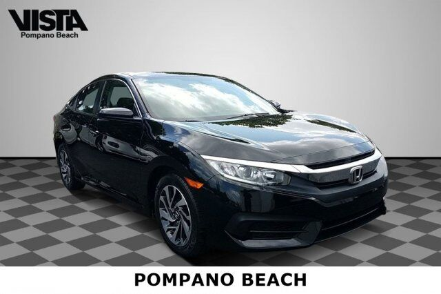 2017 Honda Civic Sedan EX Pompano Beach FL