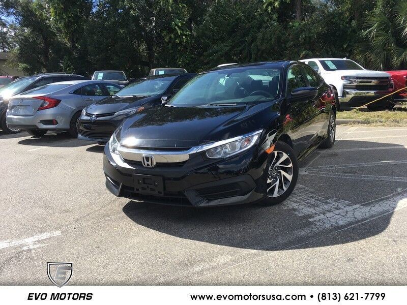 2017 Honda Civic Sedan EX Seffner FL