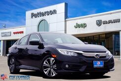 2017_Honda_Civic Sedan_EX-T_ Wichita Falls TX