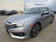 2017_Honda_Civic Sedan_EX-T_ Wichita Falls TX