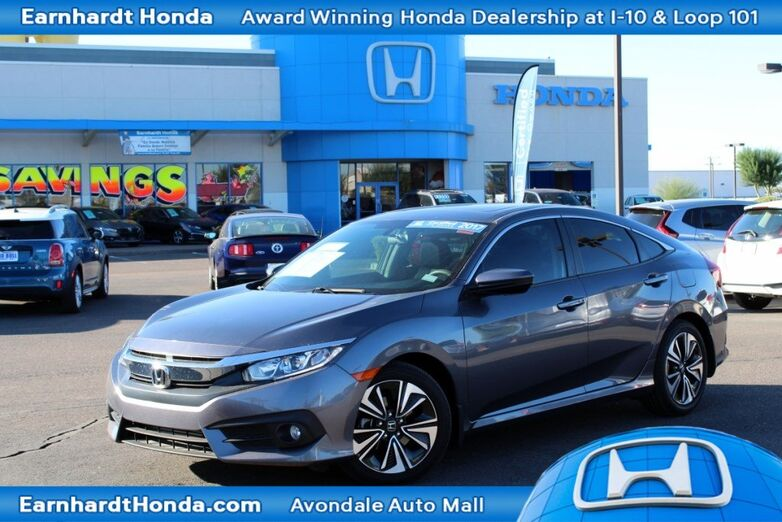 2017 Honda Civic Sedan EX-T Avondale AZ