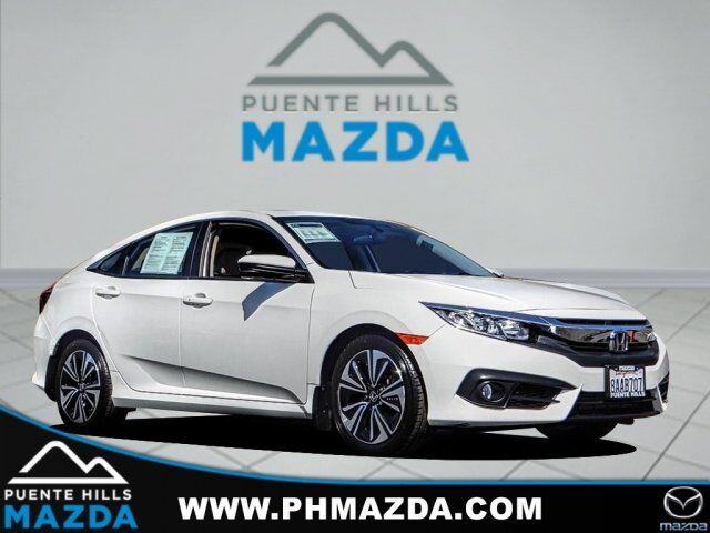 2017 Honda Civic Sedan EX-T City of Industry CA
