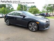 2017 Honda Civic Sedan EX-T FWD