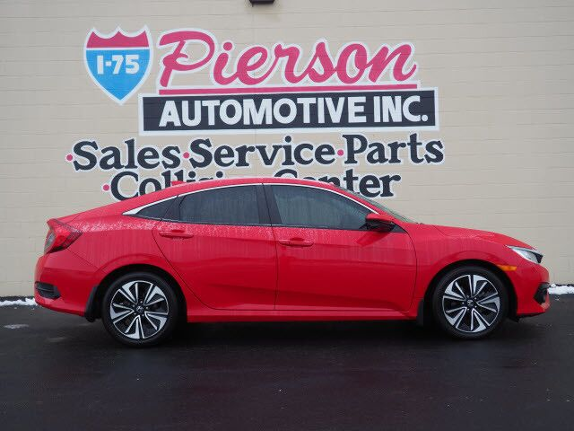 2017 Honda Civic Sedan EX-T Middletown OH