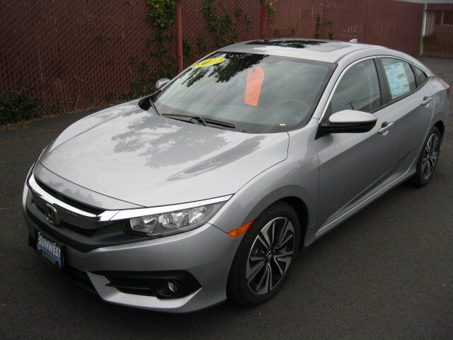2017 Honda Civic Sedan EX-T Newport OR